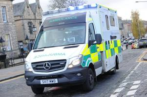Woman's two hour wait for an ambulance in Highland Perthshire