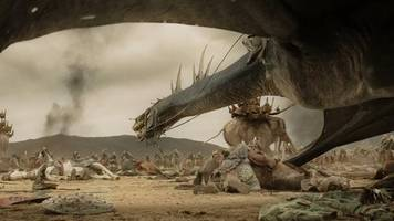 how weta pulled off (and won oscars for) return of the king's 5 major beasts