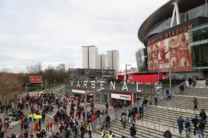 arsenal fans made to count the cost of europa league fixture switch vs rennes