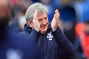 every word crystal palace boss roy hodgson just said on his top flight record and injury news