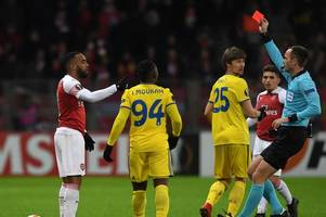'ozil has to start' - these arsenal fans are upbeat despite lacazette's europa league ban