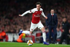 ozil's perfect answer, emery's big week, the back four & iwobi's role - arsenal talking points
