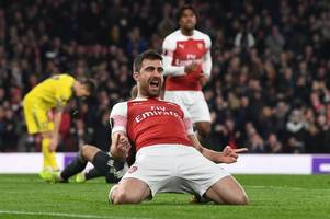 sokratis reveals how arsenal can make their defence perfect as injuries take their toll