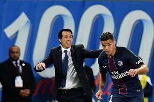 unai emery, ben arfa & the rocky relationship that will be revisited when arsenal meet rennes