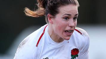 england's scarratt to miss wales match with injury