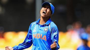 england collapse in women's odi defeat by india
