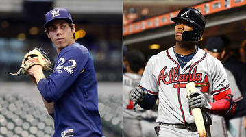 Fantasy Baseball Debate: Christian Yelich vs. Ronald Acuña