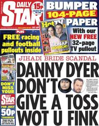 danny dyer rescues shamima begum: tv hardman brings home isis hardwoman
