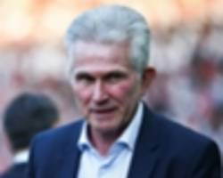 heynckes couldn't work with 'sons of b*tches at real madrid', says ex-president