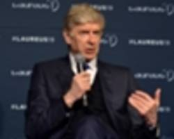 'Wenger will not be new sporting director,' insists PSG president