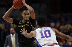 missouri's second-half woes continue in 64-60 loss to florida