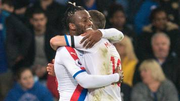 leicester 1-4 crystal palace: clinical eagles beat foxes