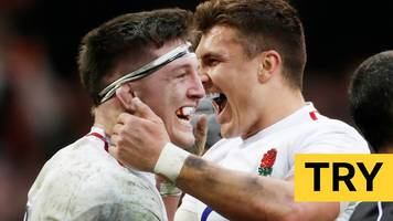 six nations: tom curry bursts through to give england lead against wales