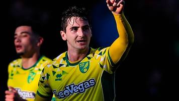 norwich city 3-2 bristol city: kenny mclean scores twice to give canaries victory