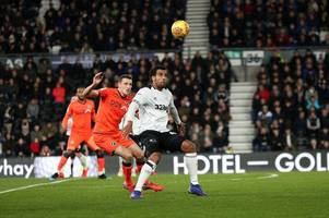 why tom huddlestone believes nottingham forest game has come at a good time for derby county