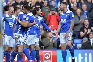 birmingham city player ratings: che adams dazzles again to earn blues a point