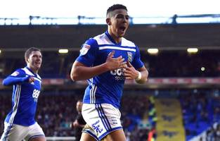 che adams has just done this - and birmingham city fans will love it