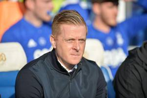 garry monk has made this big demand of birmingham city players after blackburn draw