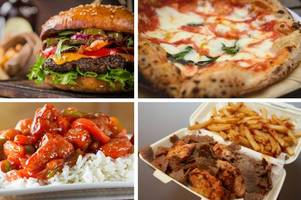 these are somerset's top 10 favourite takeaway dishes according to just eat