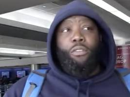 watch: killer mike says jussie smollett should just apologize & keep it moving