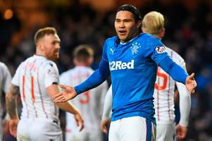 carlos pena blow as former rangers flop 'misses out' on gks tychy deal