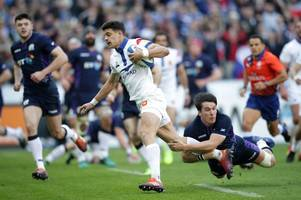 france 27 scotland 10 as gregor townsend's injury-hit squad suffer more paris pain