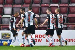 hearts 1 st mirren 1 as sean clare og gives battling buddies hope - 3 talking points