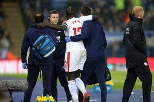 roy hodgson issues injury update on mamadou sakho ahead of crystal palace vs manchester united
