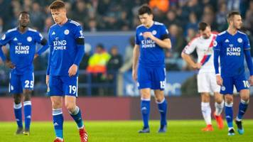 'it is normal for fans to be worried' - leicester boss puel on defeat by palace