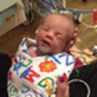 baby boy's brave fight for life