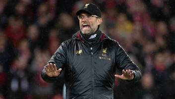 jurgen klopp hints at possible midfield rotation for key manchester united clash