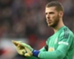 de gea joins schmeichel in exclusive club with 100th premier league clean sheet for man utd