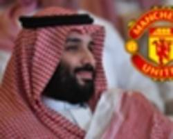 who is mohammed bin salman? the saudi crown prince linked with £3.8 billion man utd takeover