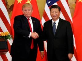 trump announces delay of tariffs on chinese goods due to 'substantial progress' in talks to end us-china trade war