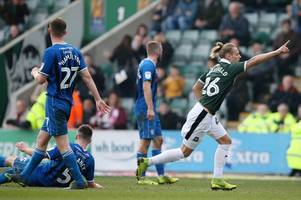 the gift to plymouth argyle's green army from a grateful oscar threlkeld
