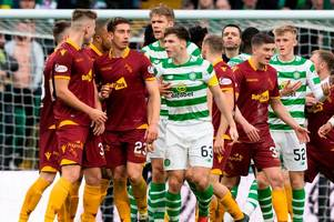 celtic 4 motherwell 1 as odsonne edouard double helps hoops overcome controversial goal - 3 talking points