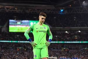 'no misunderstanding' - ex-chelsea boss rejects kepa's explanation for disobeying sarri's orders