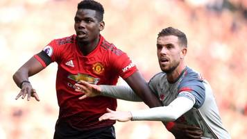 liverpool go top but left frustrated by injury-hit man united