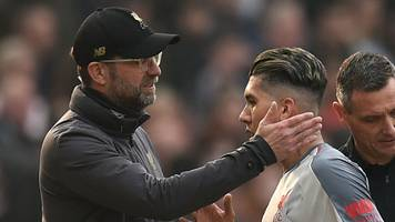 'we expect to play better' - liverpool boss klopp admits to missed opportunity
