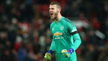 david de gea talks up liverpool clash as 'biggest in england' as man utd prepare to face rivals
