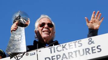 robert kraft: no 'special justice' for accused nfl owner