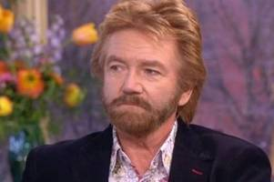 noel edmonds coming to birmingham to talk about legal battle at spank the banker screening