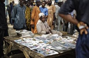 african union observers say nigeria's election generally peaceful
