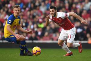 alan shearer names the player who typified 'everything good about arsenal' against southampton