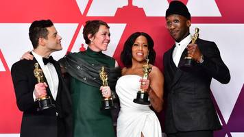 oscars 2019 review: hostless ceremony gives stars time to shine