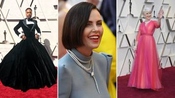 which oscars outfits have caused a stir?