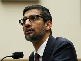 the senate commerce committee is demanding answers from google ceo sundar pichai over the company's failure to disclose a microphone inside nest home security devices (goog, googl)