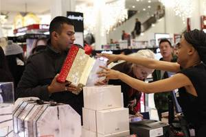 macy's beats and announces a restructuring plan (m)