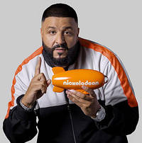 dj khaled set to host nickelodeon's 2019 'kids' choice awards'