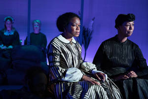 'marys seacole' theater review: 2 jamaican nurses bring comfort to an alien world